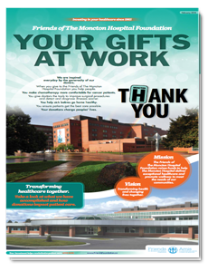 cover of fall newsletter issue
